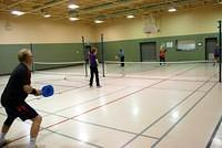 Pickleball Gymnasium